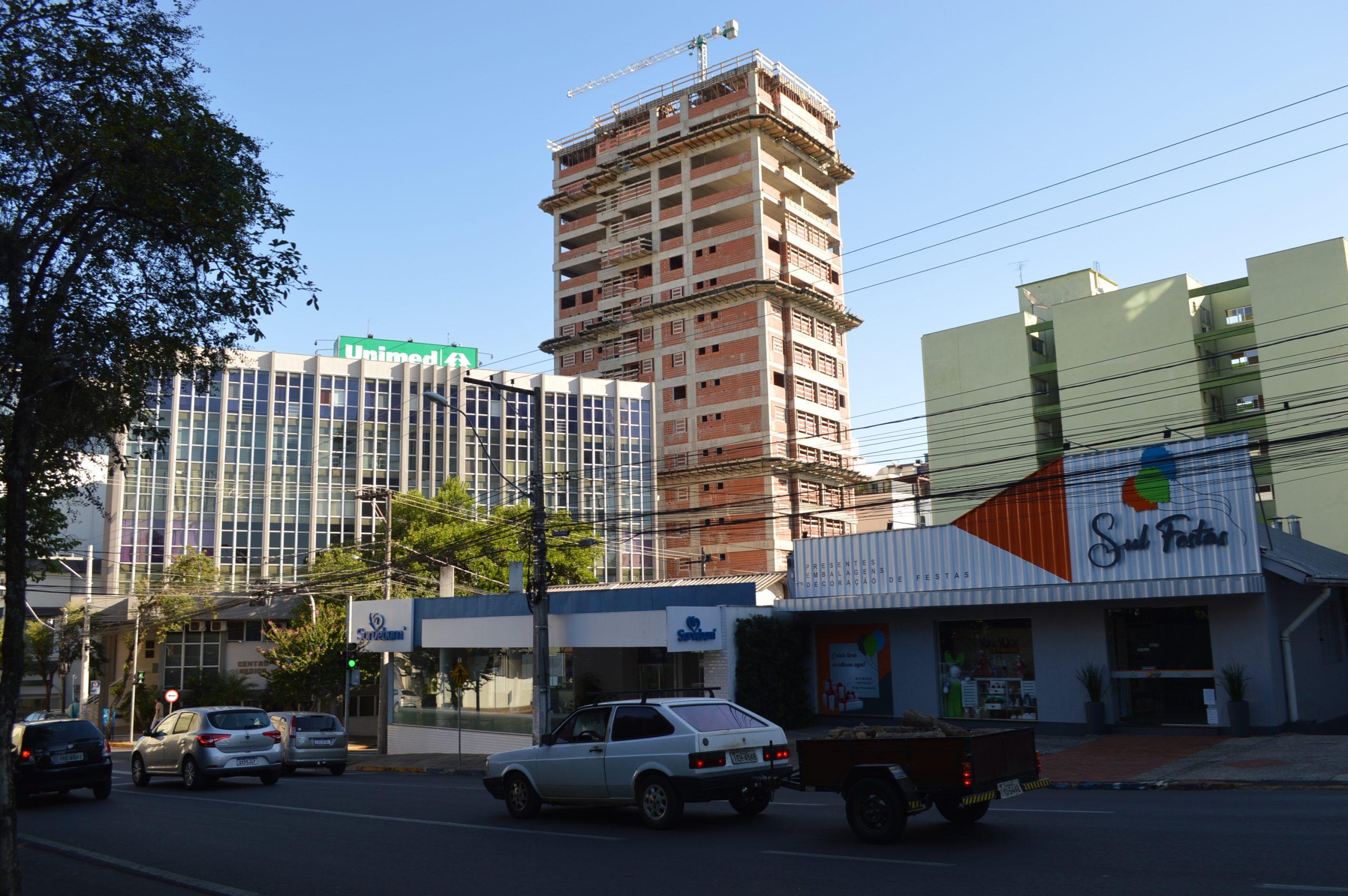 Setor da construção civil enfrenta clima de incerteza
