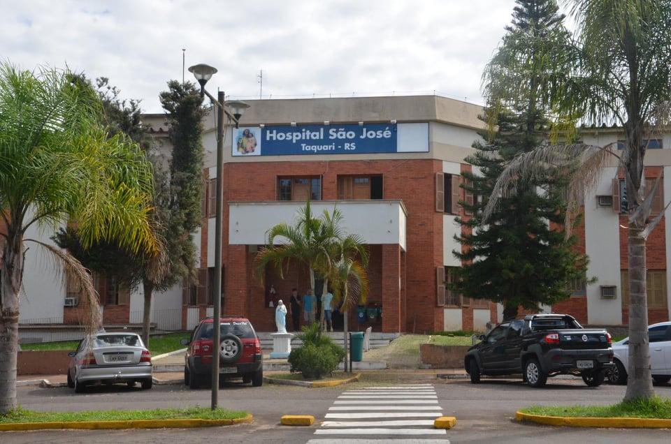 OIW doa respiradores para o Hospital São José, de Taquari