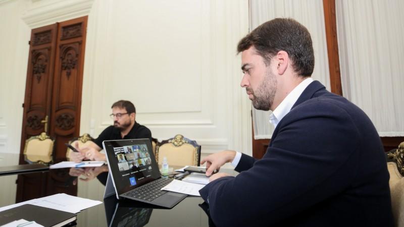 Governador avalia situação no RS e critica Bolsonaro