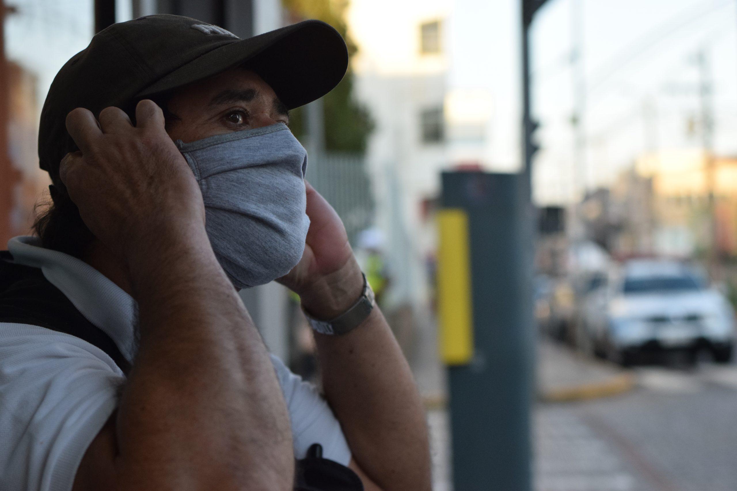 Uso de máscara já é obrigatório