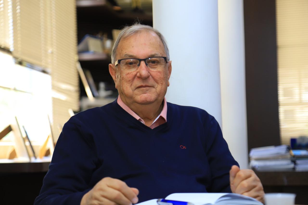 Conzatti tem 75% do pulmão comprometido devido à covid