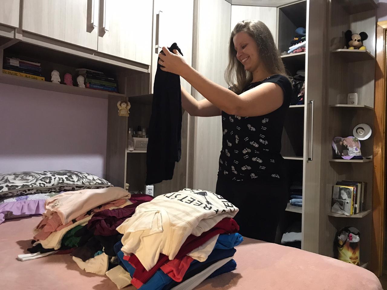 Os segredos do guarda-roupa organizado