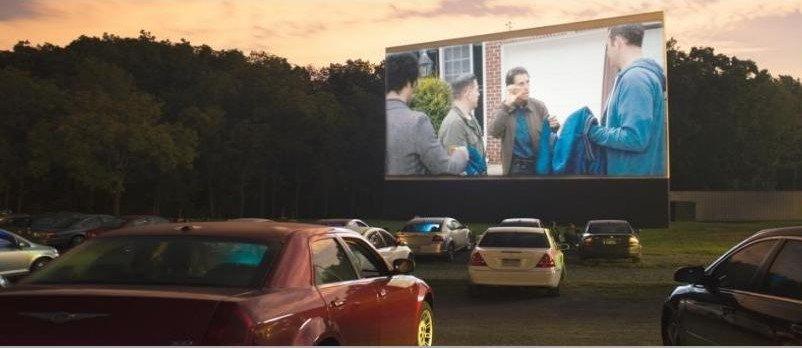 Estrela promoverá Cinema Drive-In no Parcão
