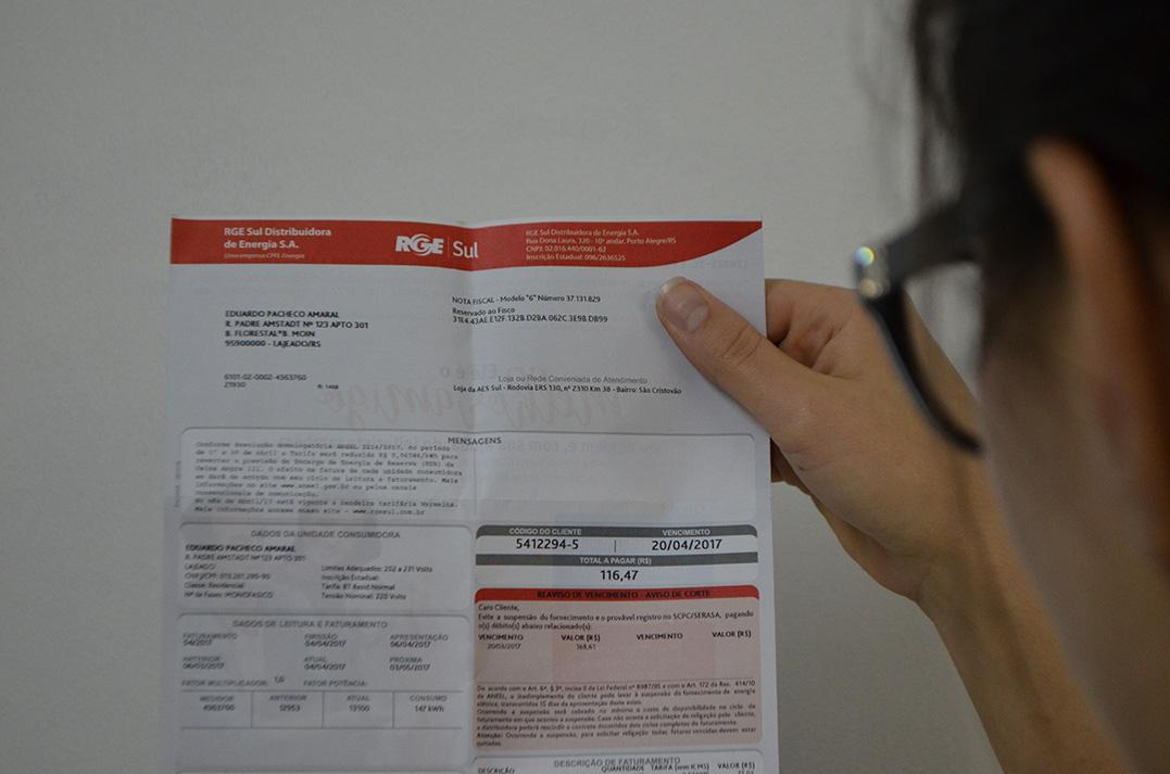 RGE ressarcirá diferença para clientes com contas altas