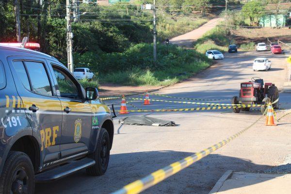 PRF emite nota sobre morte durante abordagem policial