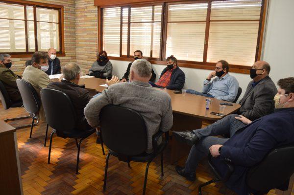 Amvat promove nova reunião nesta segunda-feira