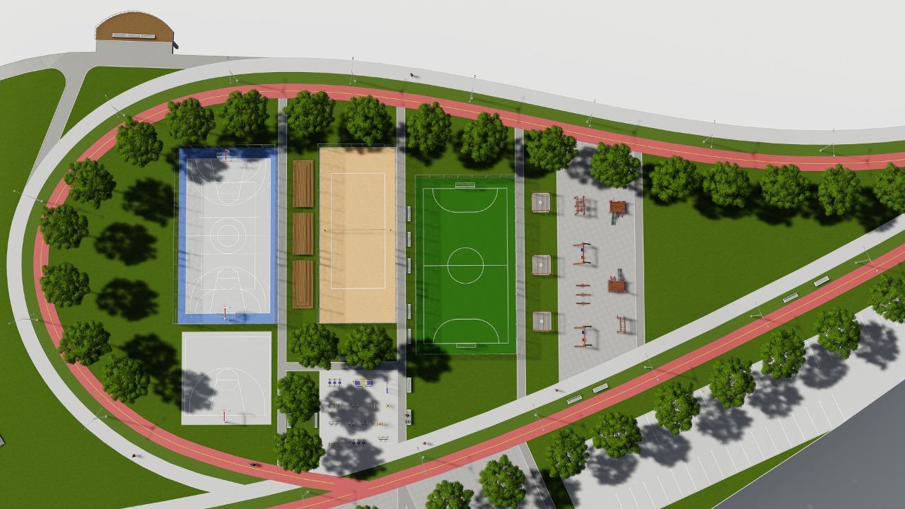 """Parque em Marques de Souza será """"cartão de visitas"""" do Vale do Taquari"""