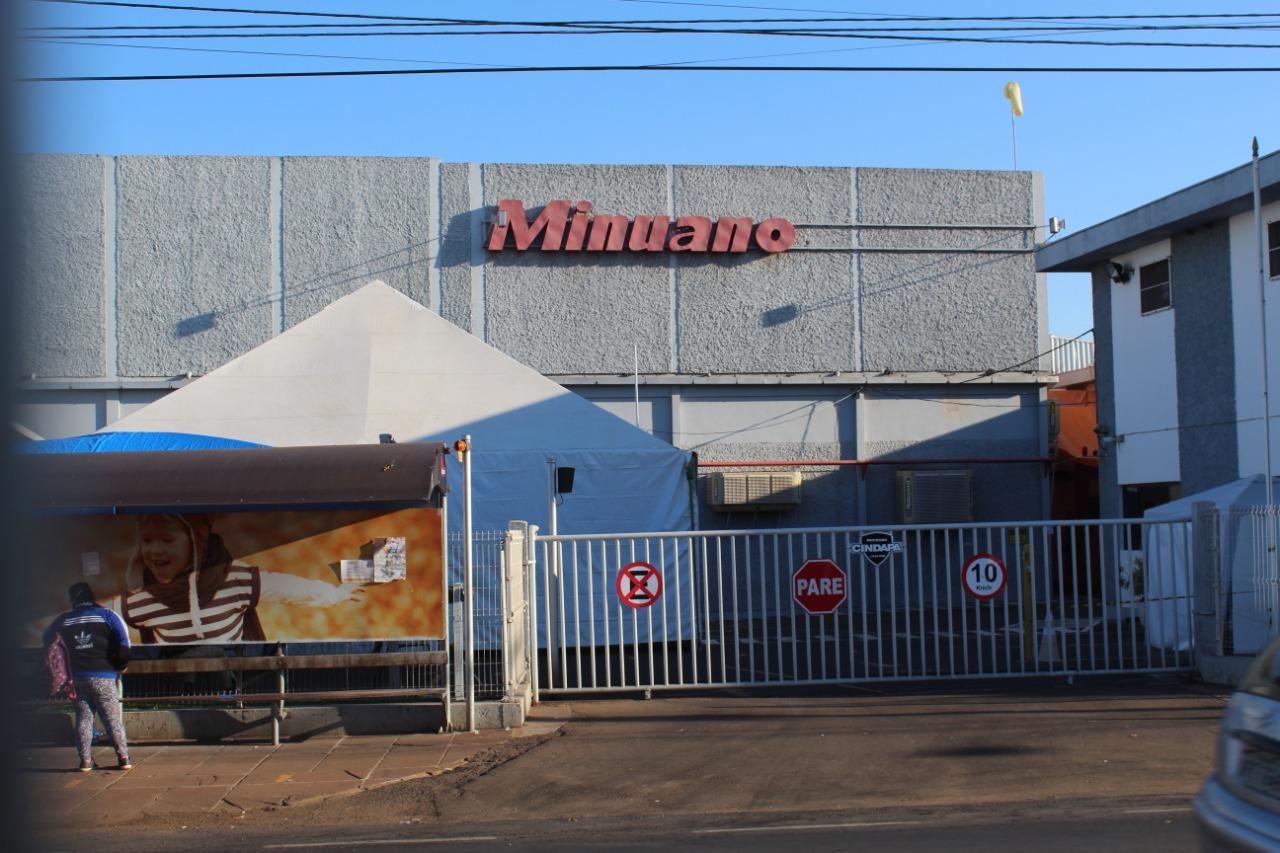 China suspende importações da Minuano