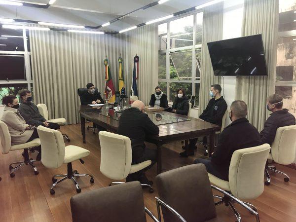 Lajeado avalia protocolos para evitar disseminação de vírus no Presídio Estadual