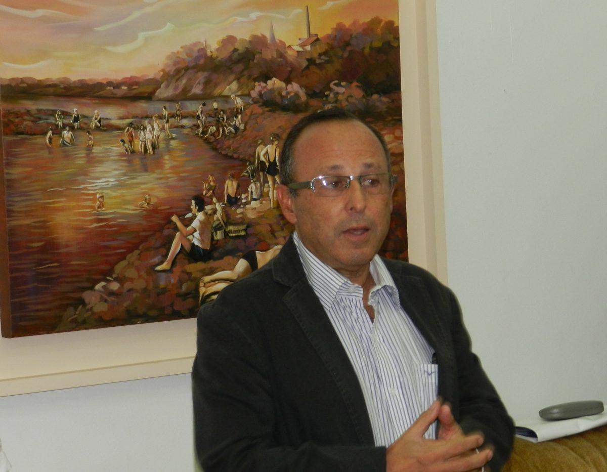 Antônio Veloso se despede da Coordenação de Turismo de Estrela