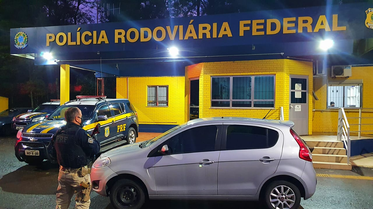 PRF prende em Lajeado foragido por tráfico de drogas