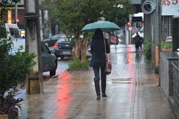 Para o fim de semana, previsão de chuva fraca na região