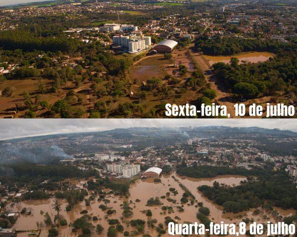 TRAUMAS DA ENCHENTE DO SÉCULO