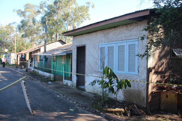 Defesa Civil interdita 30 casas em Estrela