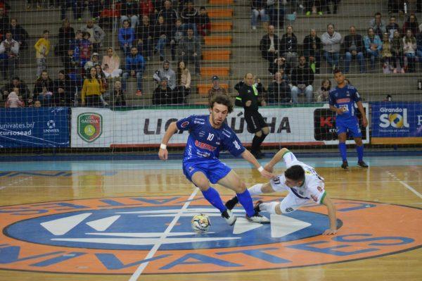 Liga Gaúcha de Futsal pode retornar no final de agosto