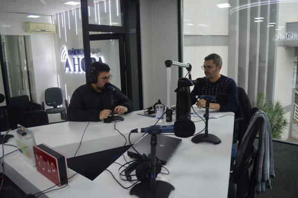 Rádio A Hora inicia plantão para acompanhar risco de nova enchente