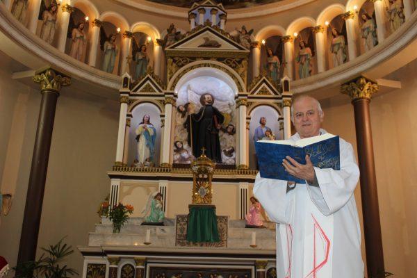 Paróquia Santo Inácio adapta festa para manter tradição