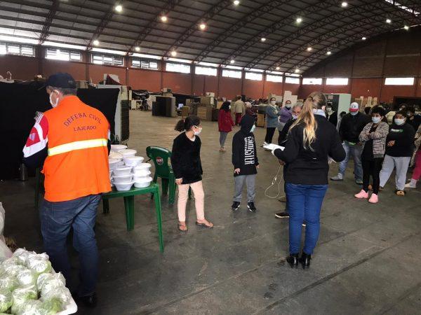 Quase 300 famílias já foram removidas no Vale