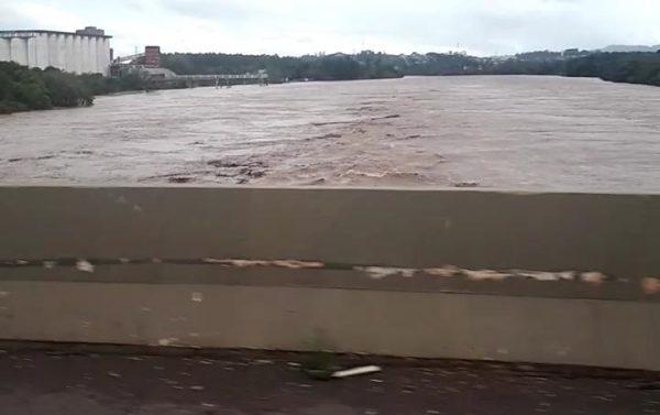 PRF descarta interdição da ponte sobre o rio Taquari