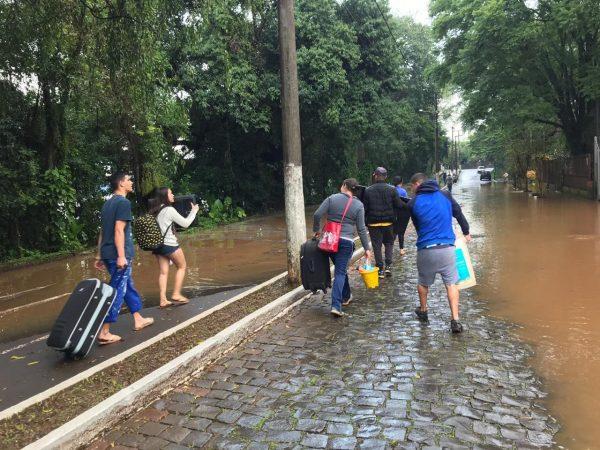 Parque do Imigrante já recebe 59 famílias em Lajeado