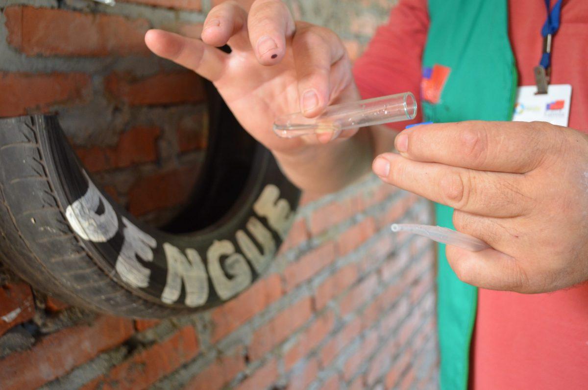 Cruzeiro do Sul confirma terceiro caso de dengue