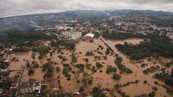 Lajeado inicia estudo para plano de prevenção a enchentes