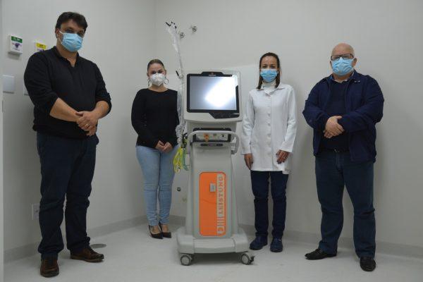 Hospital São José, de Taquari, inaugura Centro Cirúrgico e já realiza procedimentos
