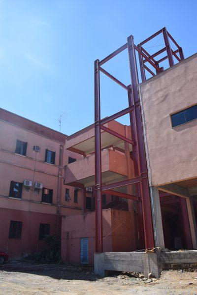 Inicia a obra da UTI em Hospital de Arroio do Meio