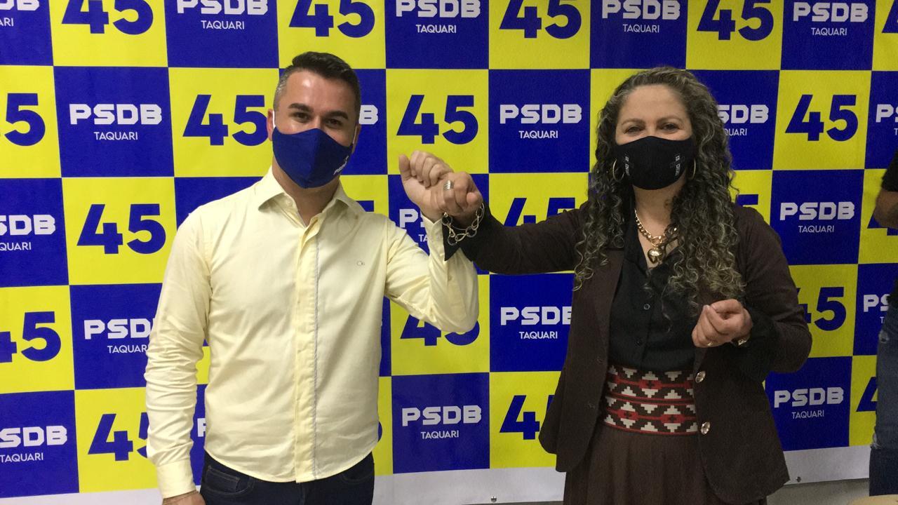 PSDB define candidatos em Taquari
