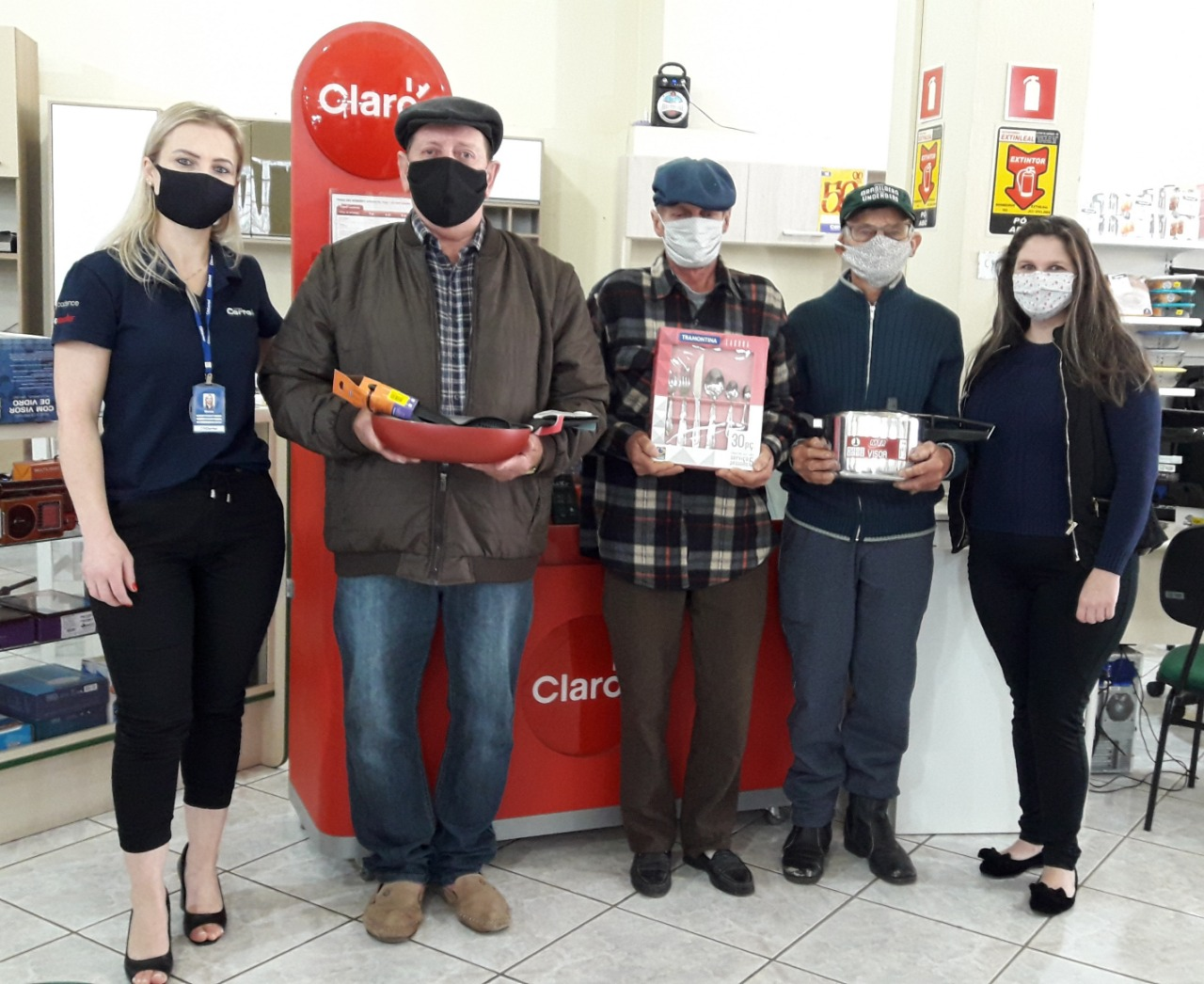 Campanha arrecada 5,8 mil ao Hospital Marques de Souza