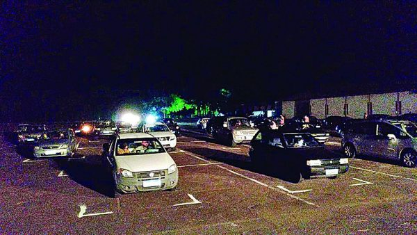 Rotaract de Estrela divulga novas datas para Cine Drive In