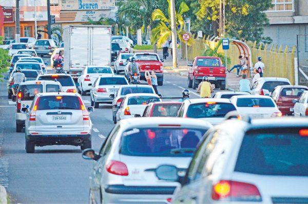 IPVA rendeu R$ 55,3 milhões  a municípios do Vale neste ano