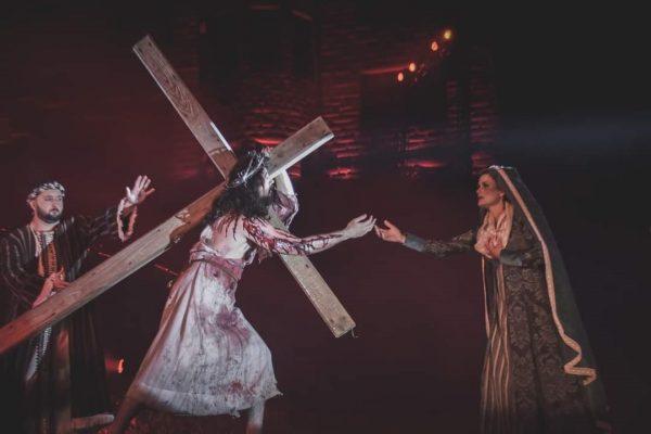Paixão de Cristo: espetáculo para renovar a esperança