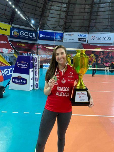 Ex-atletas da Avates conquistam Campeonato Paulista adulto de vôlei