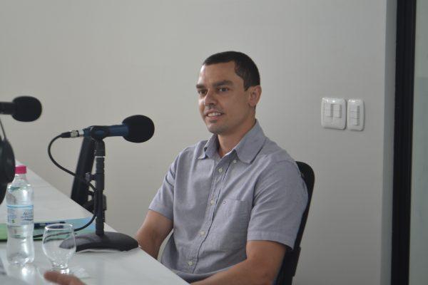 Policial Diego de Castro é o entrevistado na sabatina desta quinta-feira