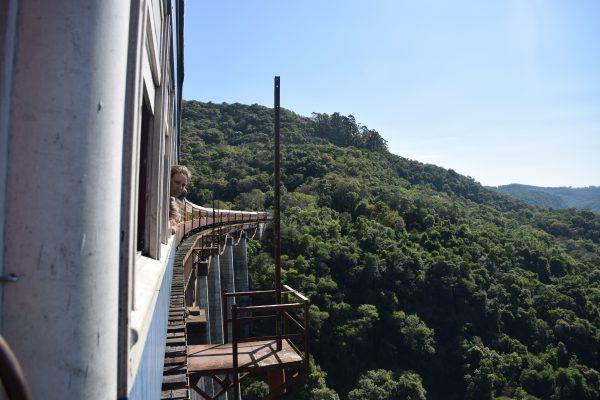Trem dos Vales é aposta para impulsionar o turismo