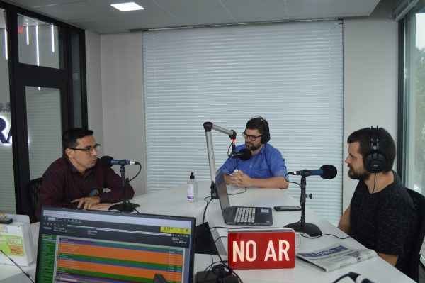 Enoir Cardoso é o entrevistado na sabatina desta quinta-feira