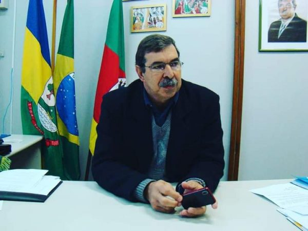 Morre ex-prefeito de Taquari Ivo Lautert