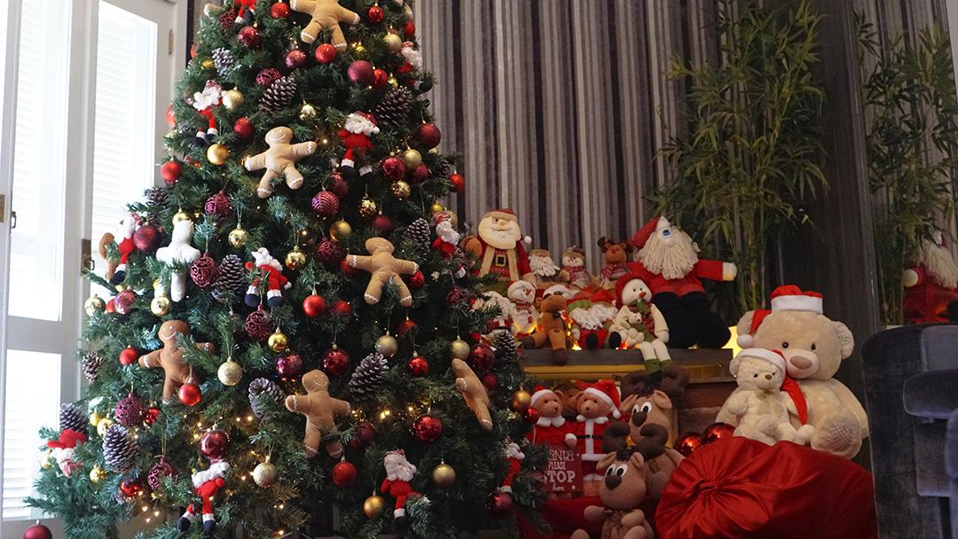 O brilho do Natal continua