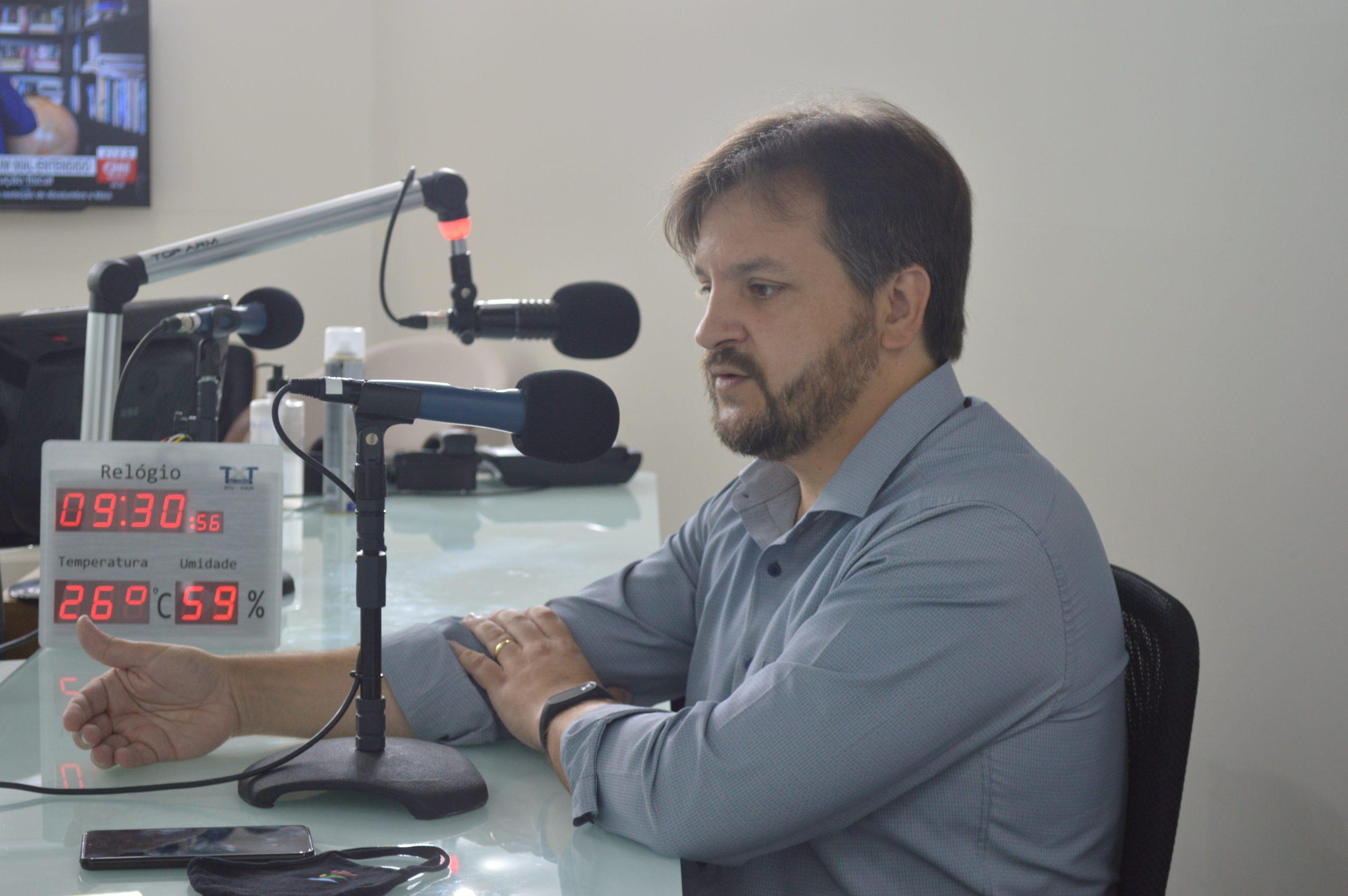 """""""A câmara é o canal de ligação entre o povo e a prefeitura"""""""