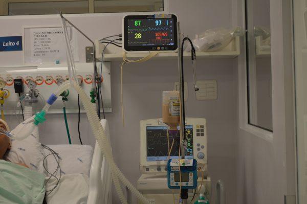 Hospitais devem utilizar todos os espaços para atender casos de Covid