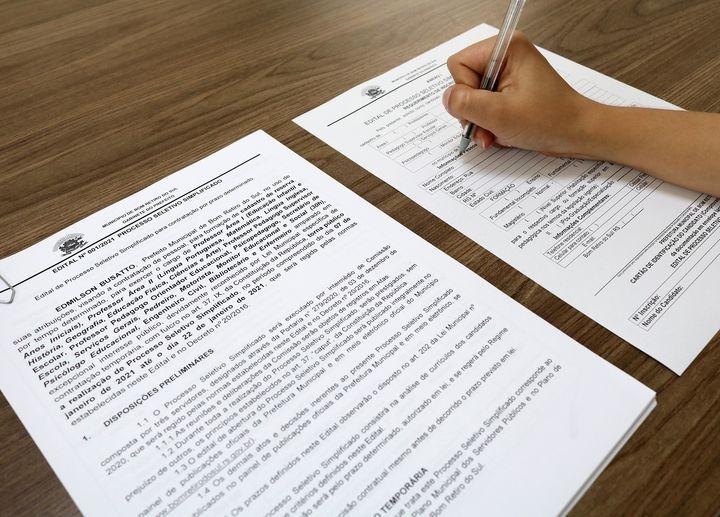 Prefeitura de Bom Retiro do Sul abre inscrições para processo seletivo
