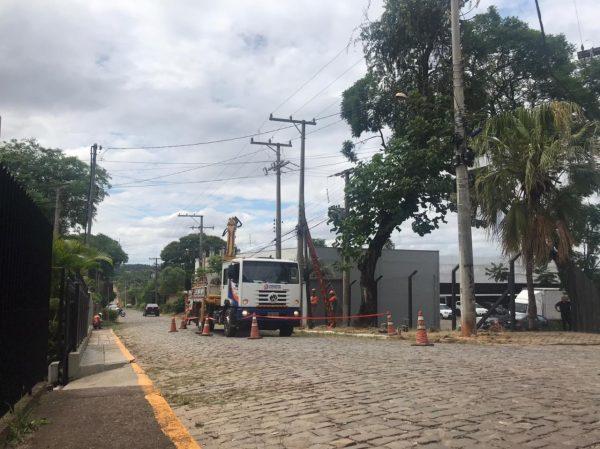 Falta de energia gera transtornos no bairro Hidráulica