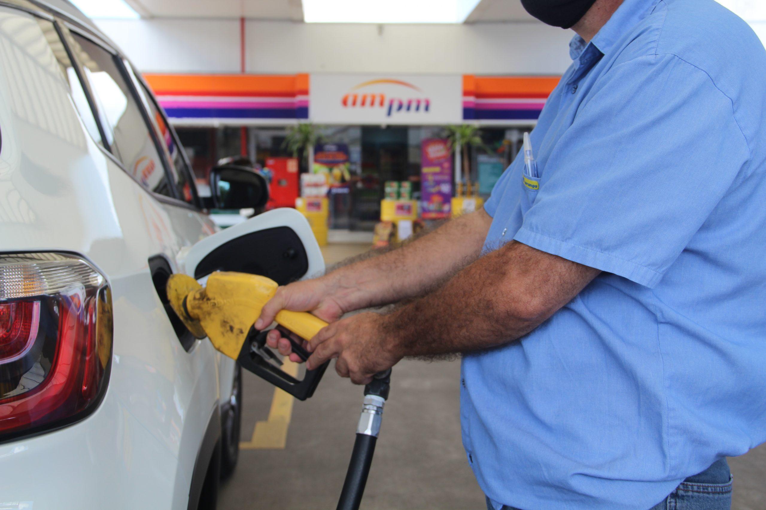 Preço dos combustíveis acumula alta de 34,7% no ano