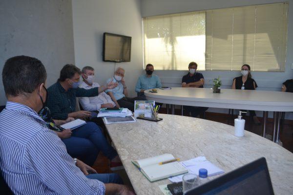 Comissão Pró UTI acelera obra e pede apoio para respiradores