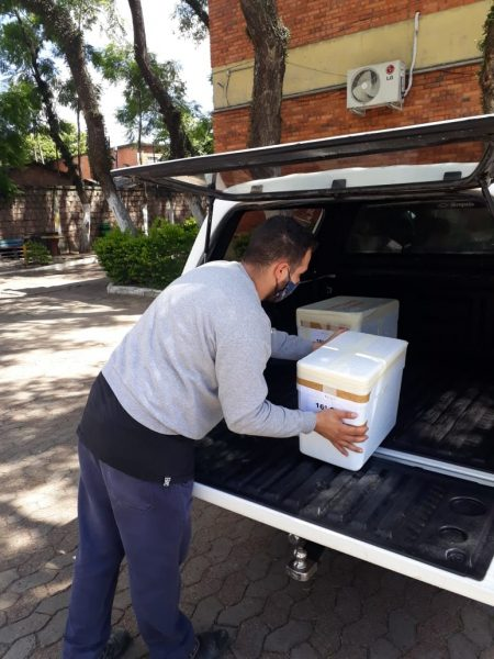 Vale do Taquari aplicou 15 mil das doses recebidas