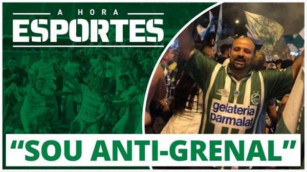 A Hora Esportes: Entrevista com Marcão Silva