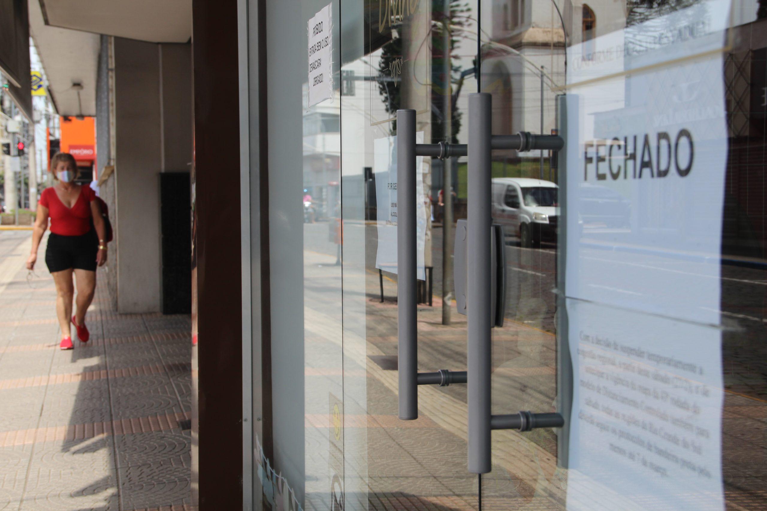 Líderes empresariais sugerem flexibilização e proposta será encaminhada ao Estado