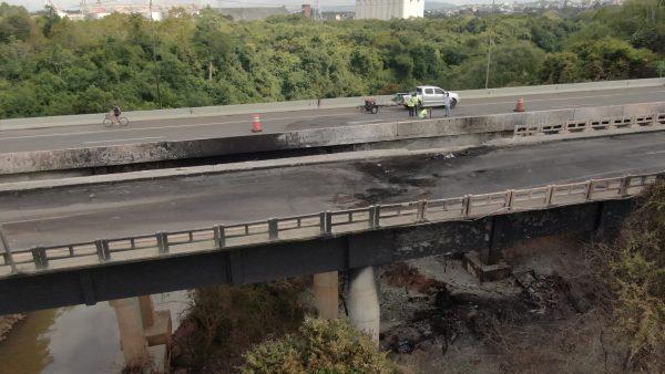 Trânsito sobre ponte do Arroio Boa Vista é liberado nesta terça-feira
