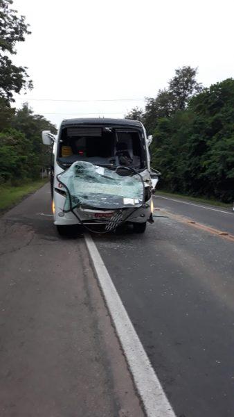 Acidente na ERS-130 deixa um ferido e trânsito lento em Lajeado